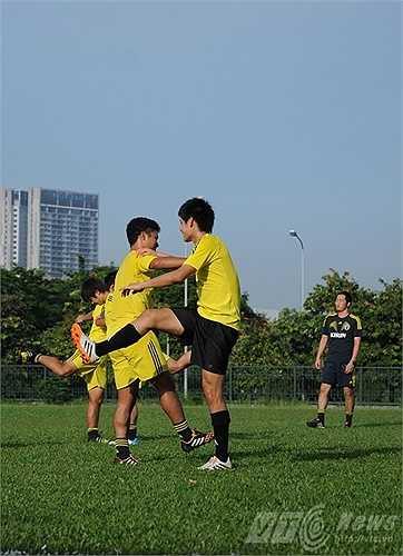 Đây là giải đấu mà người Nhật kỳ vọng sẽ giúp các cầu thủ U19 thích nghi với không khí nóng ẩm như tại Myanmar, nơi họ sẽ thi đấu tại giải U19 Châu Á