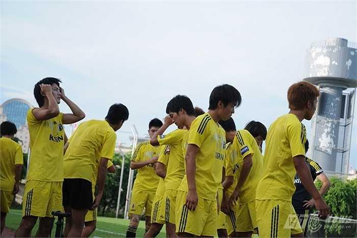 U19 Nhật Bản chỉ mang tới 3 cầu thủ trong đội hình từng thắng U19 Việt Nam 7-0 tại giải đấu giao hữu đầu năm
