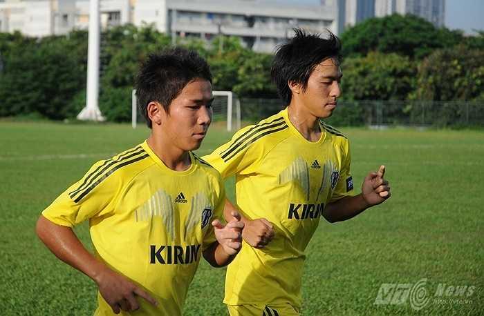 HLV U19 Nhật Bản cho biết ông sẽ thay đổi đội hình ra sân tùy tình huống và không giấu ý đồ cho biết đây sẽ chỉ là giải đấu tập cho đội