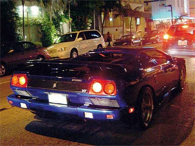 Nhiều xe nhái kiểu dáng Lamborghini ra đời ở khắp nơi. Như trong hình là chiếc Diablo của Fiat độ thêm hai hệ thống tăng áp để có công suất đạt 750 mã lực.