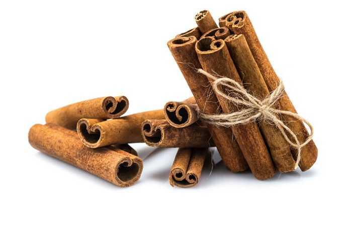 Quế: Quế là một gia vị thơm được sử dụng để bảo quản thực phẩm. Nó có đặc tính chống oxy hóa, nhưng cũng giống như húng tây nó không bảo vệ thực phẩm khỏi tất cả các loại vi khuẩn. Quế chỉ ngăn chặn được một số vi khuẩn có hại nhất định.