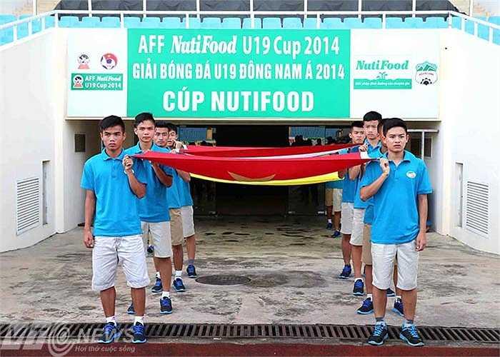 Sau giải U19 Đông Nam Á, U19 Việt Nam sẽ tham dự vòng chung kết U19 Châu Á(Ảnh: Quang Minh)