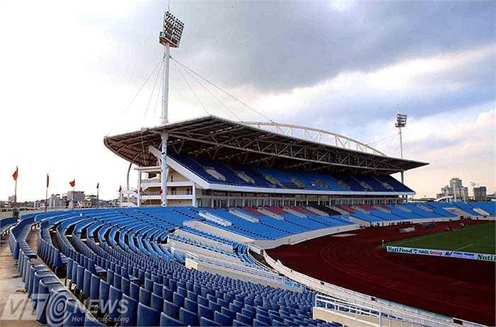 Theo ông Cao Văn Liết, giám đốc khu LHTDTT Mỹ Đình, giá thuê sân cho giải đấu ở mức hữu nghị