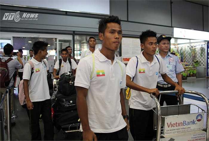 Mục tiêu của U19 Myanmar ở giải U19 Đông Nam Á là vào tới trận chung kết.