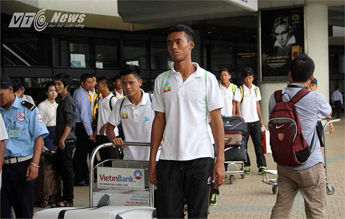 Ở trận chung kết giải U22 Đông Nam Á vừa qua, U19 Myanmar đã đánh bại U19 Việt Nam với tỷ số 4-3.