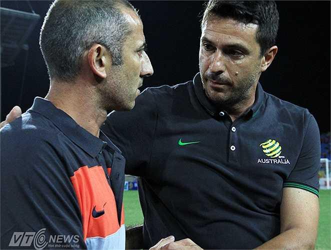 Hay do U19 Úc bất lực và quá ăn thua với U19 Việt Nam