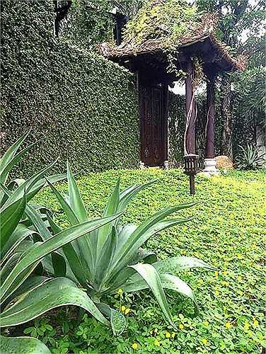 Bống Hồng Nhung hạnh phúc viên mãn cùng chồng con trong ngôi nhà vườn trị giá nhiều triệu USD.