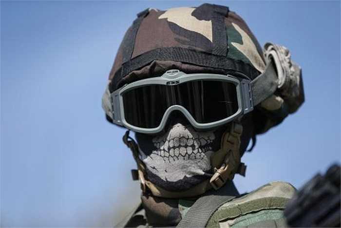 Thành viên lực lượng đặc nhiệm Ukraine