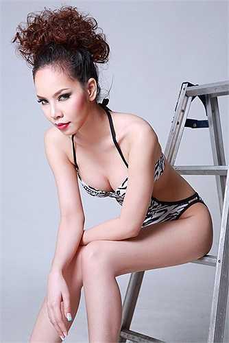Siêu mẫu của sàn catwalk Việt là một trong những cái tên nổi bật được biết tiếng kể từ năm 2009.