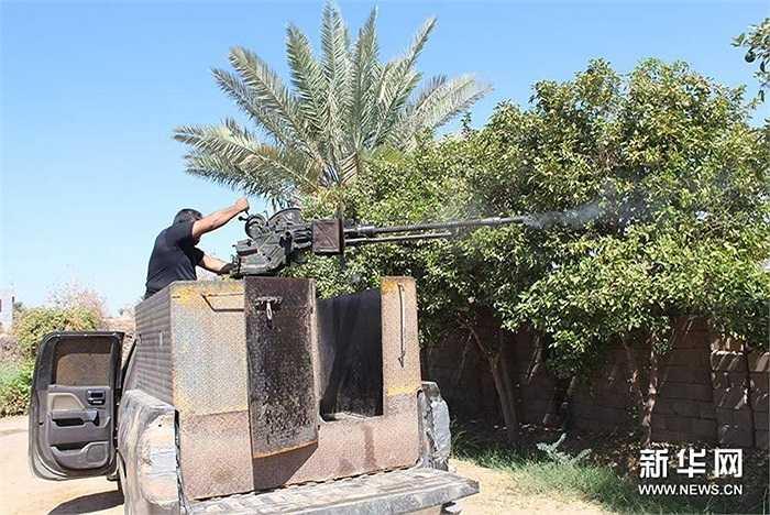 Tội ác của IS trong thời gian qua bị cộng đồng thế giới lên án kịch liệt