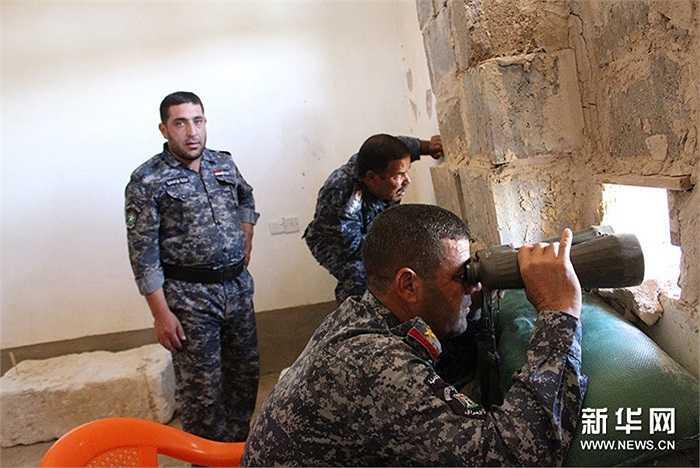 Tổ chức này được cho là hoạt động chủ yếu ở Iraq và Syria