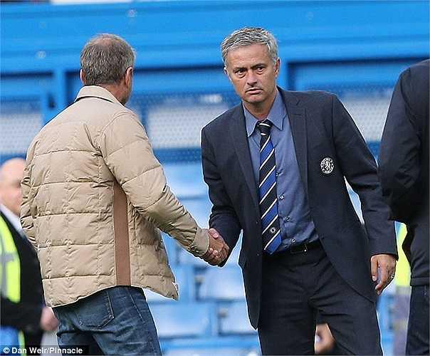 Ông chủ người Nga rất hài lòng với màn trình diễn của Chelsea