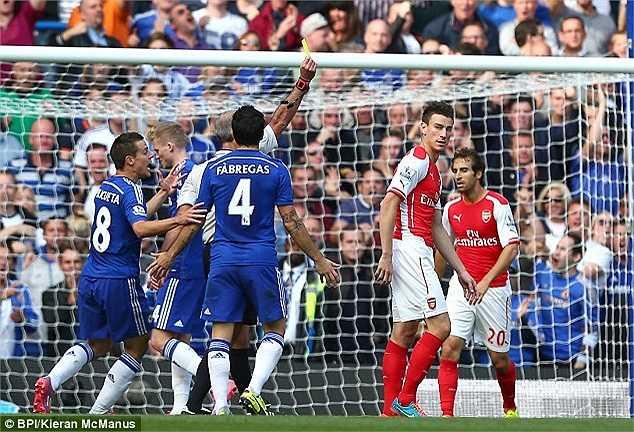 Với sự có mặt của Fabregas, Chelsea đủ tự tin để chinh phục Premier League mùa này