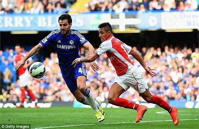 Fabregas chứ không phải Alexis Sanchez mới là sự lựa chọn hợp lý của Pháo thủ vào thời điểm này