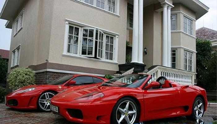 Chiếc xe này của Hồ Ngọc Hà có giá là 5 tỷ VNĐ