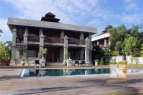 Đây là một trong những khách sạn sang trọng nhất thủ đô Myanmar. Giá phòng thấp nhất 180 USD/ đêm, phòng hạng sang từ 300-990 USD/đêm.