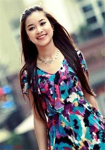 Cô đoạt giải Miss ảnh Đại học Văn hóa Hà Nội năm 2011.