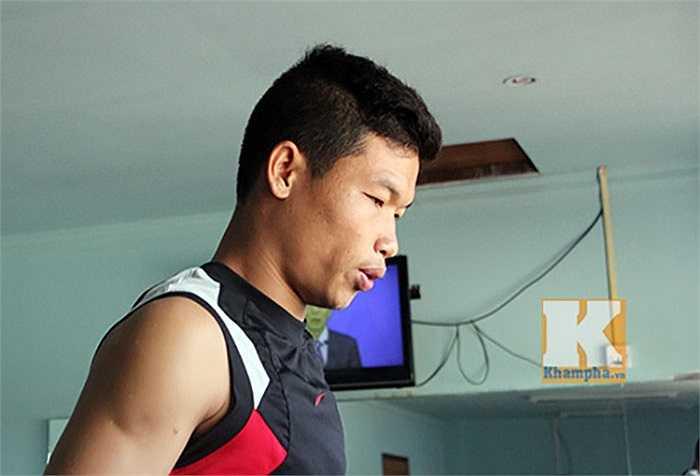 Bác sĩ Đồng Xuân Lâm cho biết, Đông Triều không còn cảm thấy bị đau khi bị nhào cơ cực mạnh