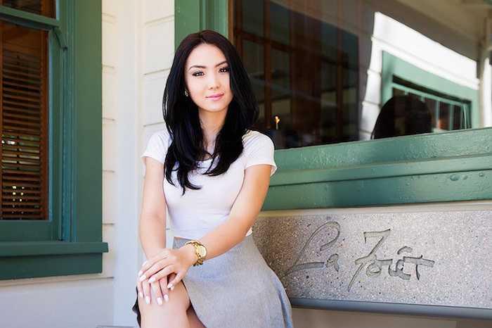Cô chia sẻ rằng, muốn chứng minh người con gái Việt Nam không chỉ xinh đẹp mà còn thông minh, kiên cường khi bước vào thương trường, thế giới đầy chông gai của phái mạnh.