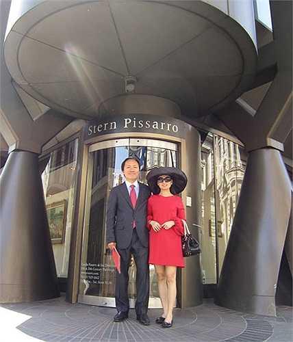 Theo một số nguồn tin không chúng thức, chồng Hà Phương có tổng tài sản đến hơn 1 tỷ USD (gần 21.000 tỷ đồng) và nằm trong top 40 doanh nhân thành đạt nhất của châu Á tại Mỹ