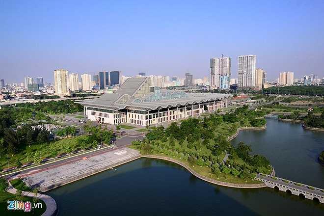 Sự kiện đầu tiên tổ chức ở đây là Hội nghị thượng đỉnh Diễn đàn Hợp tác Kinh tế châu Á - Thái Bình Dương (APEC) diễn ra tháng 12/2006. Nơi đây sau đó trở thành địa điểm tổ chức các sự kiện trọng đại về chính trị, văn hóa, khoa học... của đất nước.