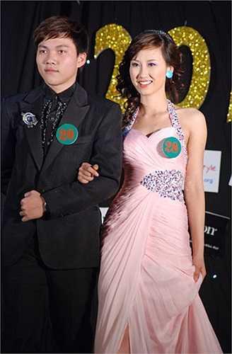 Nguyễn Thị Dung là Hoa khôi Học viện Hành chính năm 2012. Trong cuộc thi này, Dung đã chinh phục ban giám khảo và khán giả bằng tài năng và nhan sắc nổi bật