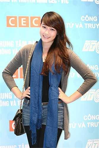 Cô từng tham gia Miss teen 2010 và cũng để lại nhiều ấn tượng trong cuộc thi này.