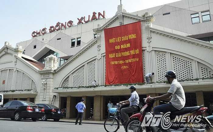 Ngày 10/10 tới đây, Hà Nội kỷ niệm 60 năm Giải phóng thủ đô (10/10/1954 - 10/10/2014).