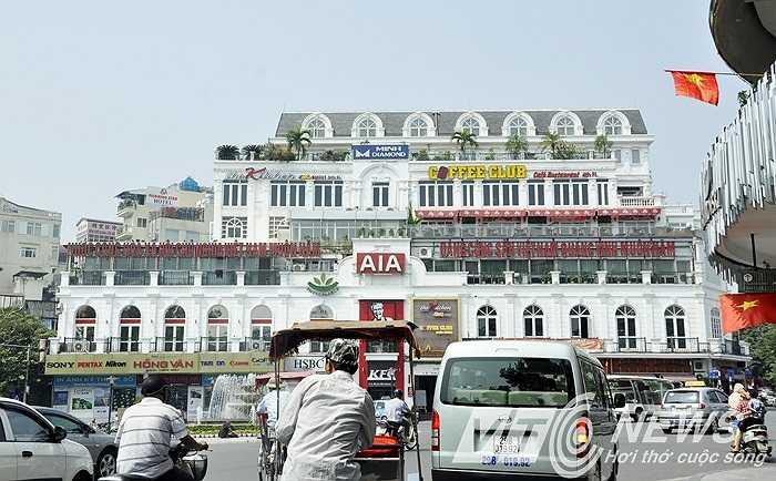 Sau 60 năm, thủ đô Hà Nội phát triển không ngừng về mọi mặt.