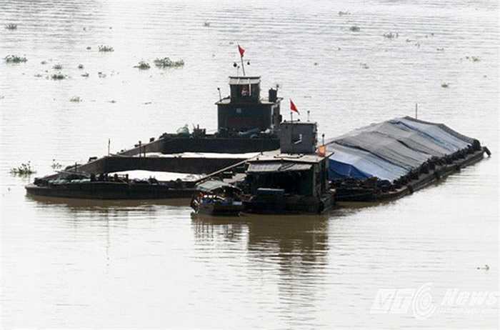 Tiềm ẩn nhiều nguy cơ mất ATGT đường thủy