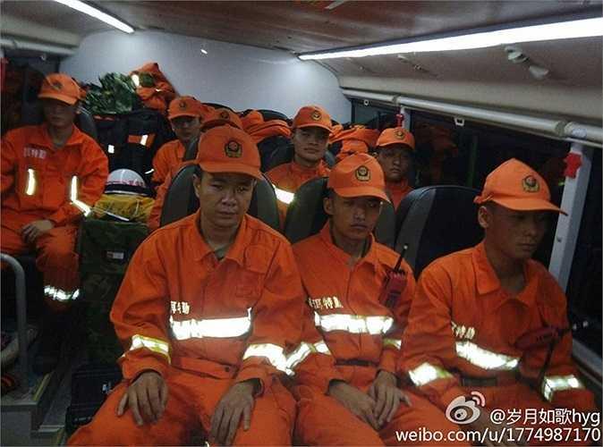 Trận động đất mạnh tối 7/10 ở Trung Quốc khiến nhiều người Hà Nội sống trong các tòa nhà cao tầng cũng cảm nhận được sự rung lắc