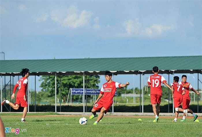 Ở giải đấu này, Công Phượng vẫn sẽ là đội trưởng của U19 Việt Nam