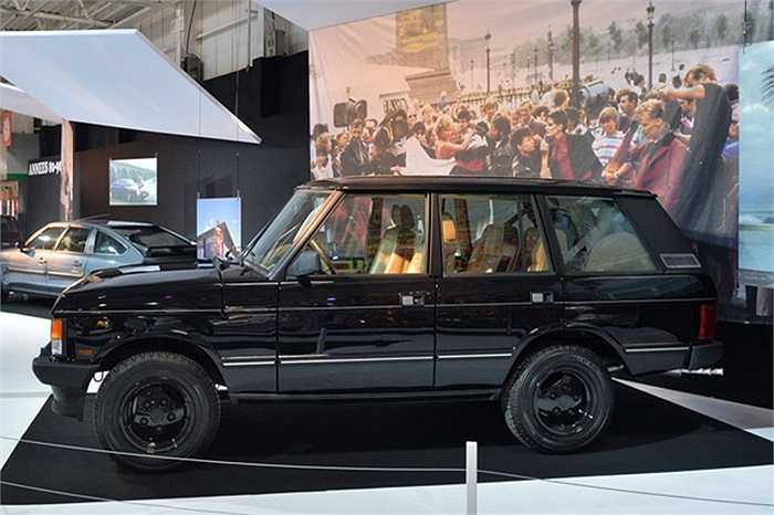 1987 Range Rover Vogue