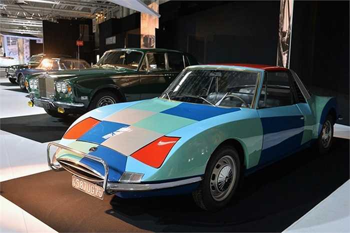 1968 Matra 530 'Simultanee'