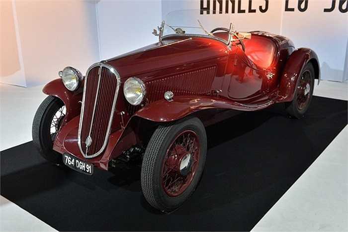 1935 Fiat 508 S Balilla Coppa d'Oro