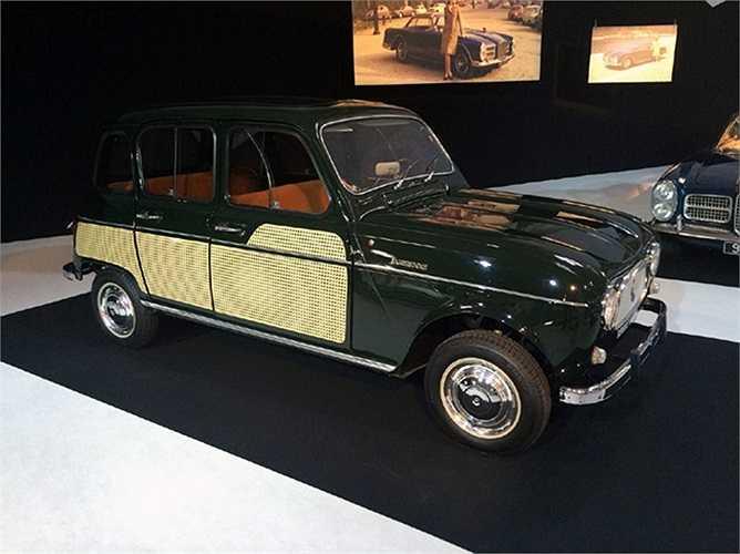 1963 Renault 4 Parisienne