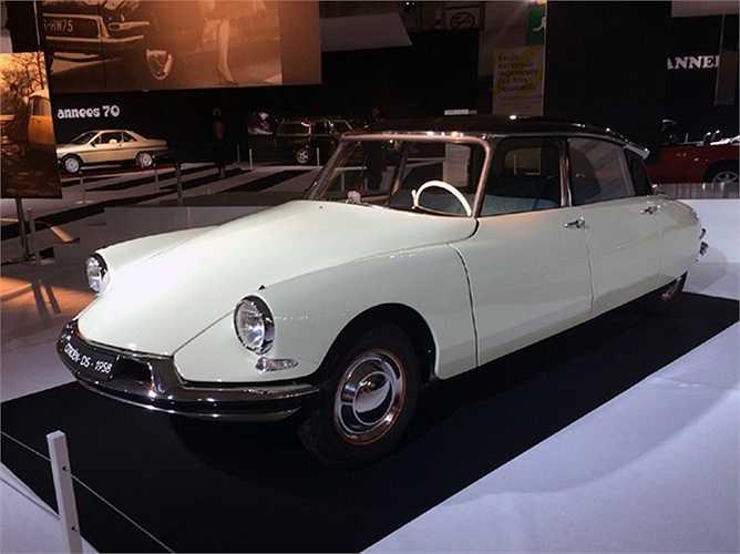 1958 Citroen DS 19 Berline