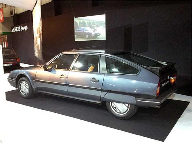 1989 Citroen CX 25 GTi Turbo 2 Berline