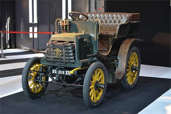 1897 Panhard & Levassor M2F 6CV