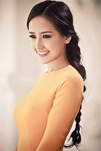 Mai Phương Thúy được đánh giá là một trong những hoa hậu tài sắc nhất của cuộc thi Hoa hậu Việt Nam.