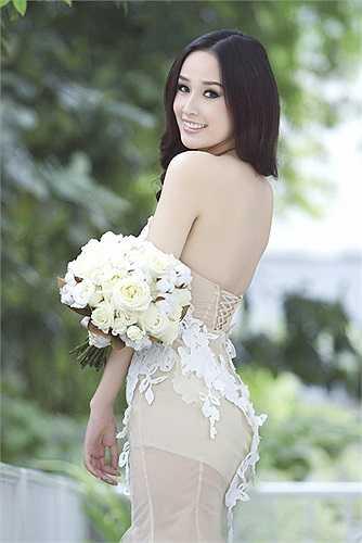 Khi giành được ngôi vị cao nhất trong cuộc thi sắc đẹp này, Mai Phương Thúy chỉ mới 18 tuổi.