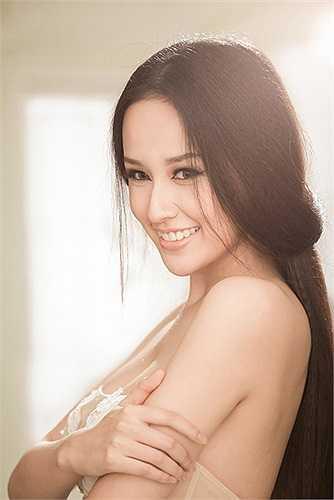 Có thế nói, Mai Phương Thúy là Hoa hậu Việt Nam cao nhất.