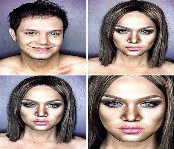 Đây là hình ảnh của người mẫu nổi tiếng Tyra Banks
