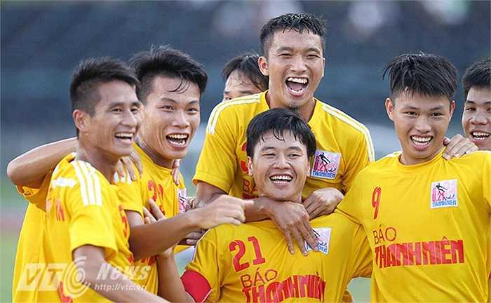 U21 Hà Nội T&T một lần nữa đi đến trận đấu cuối cùng