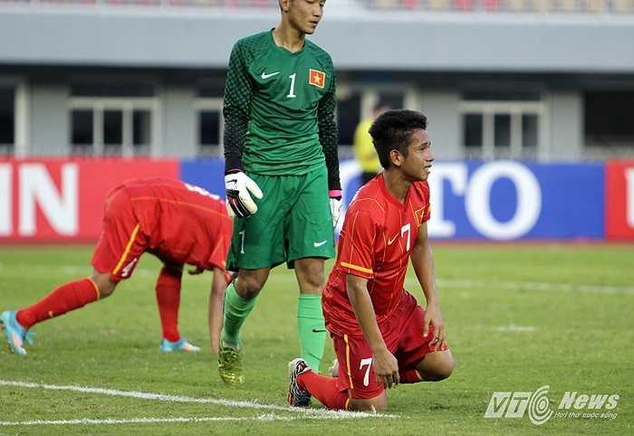 Còn đây là nỗi buồn của Nguyễn Phong Hồng Duy.
