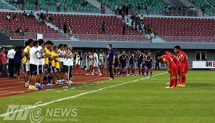Rõ ràng sau mỗi lần đối đầu, U19 Việt Nam lại gây ra cho U19 Nhật Bản những khó khăn mới