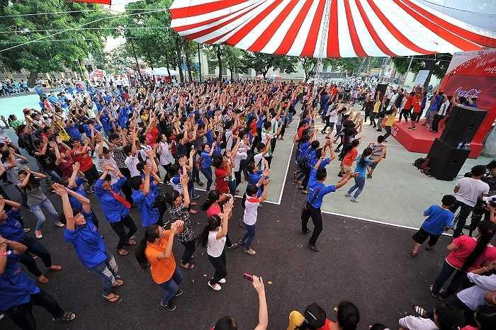 Sinh viên Thủ đô chung tay vì cộng đồng
