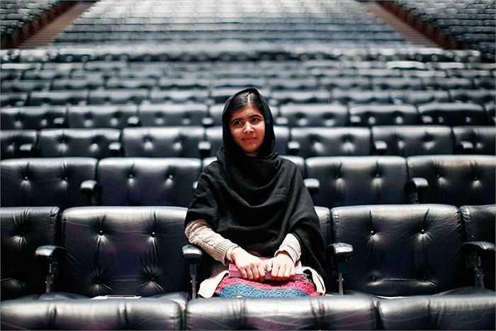 Yousafzai trở thành người trẻ nhất từng đoạt giải Nobel Hòa bình