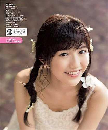 Watanabe Mayu là một nữ ca sỹ Nhật Bản. Cô hiện là thành viên của nhóm nhạc nổi tiếng AKB48. Nickname của cô là Mayuyu.