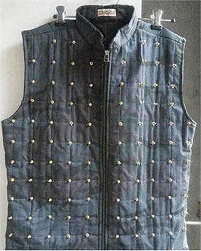 Được biết đây là phát minh của Học viện công nghệ thời trang Ấn Độ.